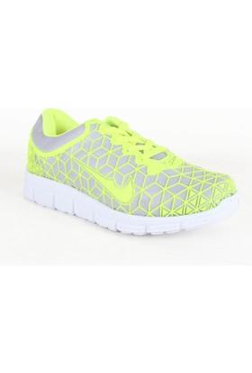 Storck Bayan Spor Ayakkabı Yeşil