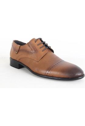 Cemil Saygın 303 Erkek Klasik Ayakkabı Taba