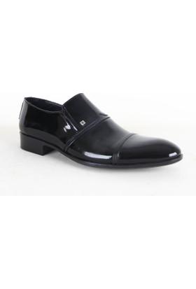 Daypa 211 Deri Erkek Klasik Ayakkabı Siyah
