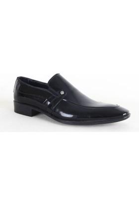 Daypa 318 Erkek Guran Klasik Ayakkabı Siyah
