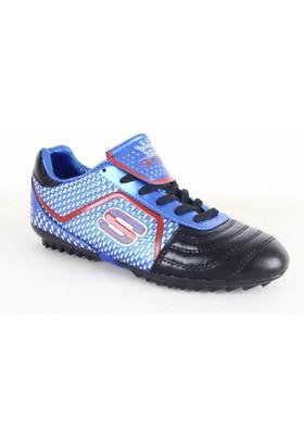 Yeystore Sportaç 104 Erkek Halı Saha Ayakkabı Lacivert