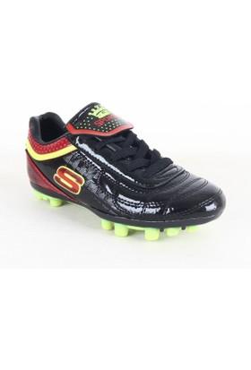 Yeystore Sportaç 111 Grs Krampon Ayakkabı Siyah