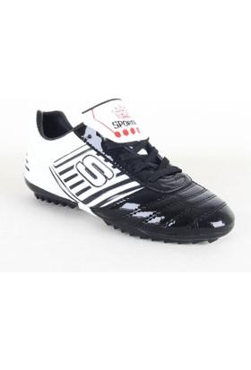 Yeystore Sportaç 114 Grs Halı Saha Ayakkabı Siyah
