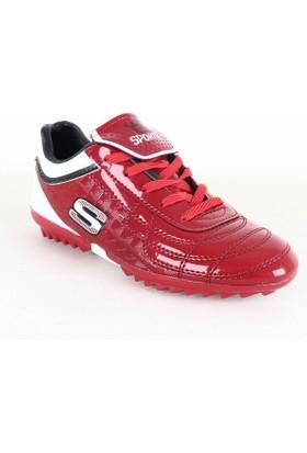 Yeystore Sportaç 117 Grs Halı Saha Ayakkabı Kırmızı