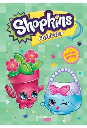 Shopkins Cicibiciler Çıkartmalı Aktivite