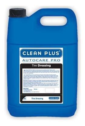 Cleanplus Oto Lastik Parlatıcı Silikonlu 5L Pro 64010