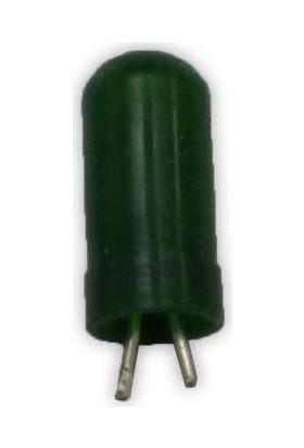 Starklips Ampul Gösterge Yeşil Kıl Bacak V W 5'Li Paket