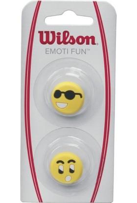 Wilson Titreşim Önleyici Emoti-Fun Sun Glasses/Surprised (WRZ538500)