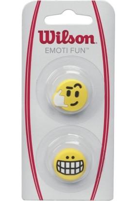 Wilson Titreşim Önleyici Emoti-Fun Big Smile/Call Me (WRZ538600)