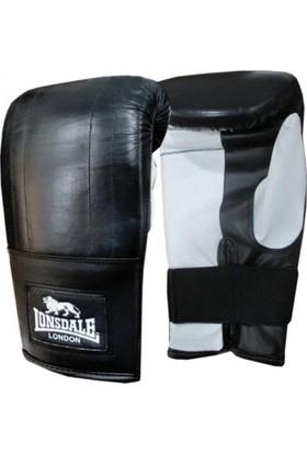 Lonsdale Pro Bag Mıtt Torba Eldiven (56749) Bilek Yırtmaçlı - SYH/BYZ-s/m