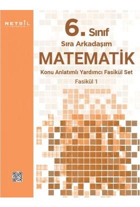 Netbil Yayınları 6.Sınıf Sıra Arkadaşım Matematik Konu Özetli Fasikül Set