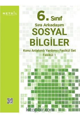 Netbil Yayınları 6.Sınıf Sıra Arkadaşım Sosyal Bilgiler Konu Özetli Fasikül Set