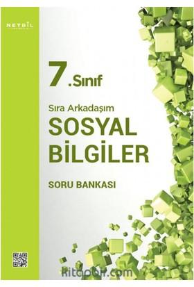 Netbil Yayınları 7.Sınıf Sıra Arkadaşım Sosyal Bilgiler Soru Bankası