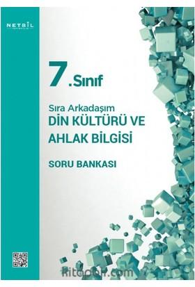 Netbil Yayınları 7.Sınıf Sıra Arkadaşım Din Kültürü Soru Bankası