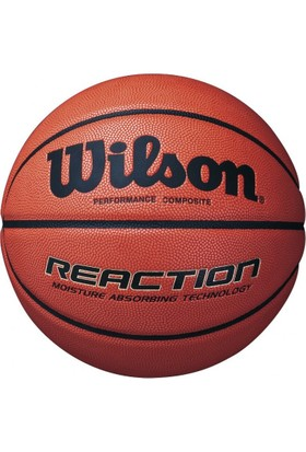 Wilson Basketbol Topu Reaction N:7 (B1237X)