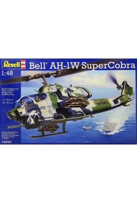Revell Bell Super Cobra Helikopter Model (1:48 Ölçekli)