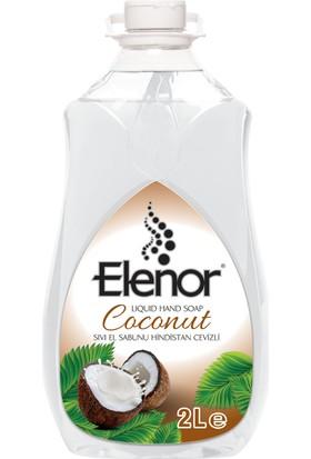 Elenor Sıvı El Sabunu ( Hindistan Cevizli ) 2 L