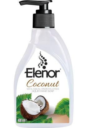 Elenor Sıvı El Sabunu ( Hindistan Cevizli ) 400Ml