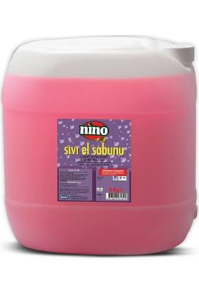 Nino Sıvı El Yıkama Maddesi (Pembe) 30Kg
