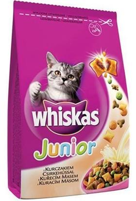 Whiskas Junior Tavuklu Yavru Kedi Mamasi 300 Gr
