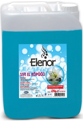 Elenor Sıvı El Köpüğü 4Kg