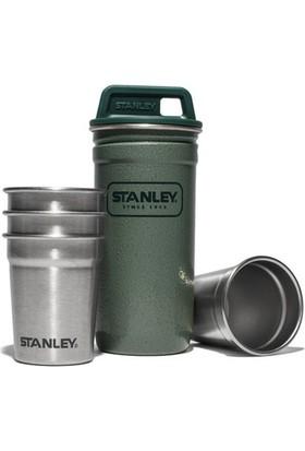 STANLEY Adventure Paslanmaz Çelik Shot Bardağı Seti 0,59 ML