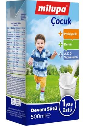 Milupa Çocuk Sıvı Devam Sütü 500 ml