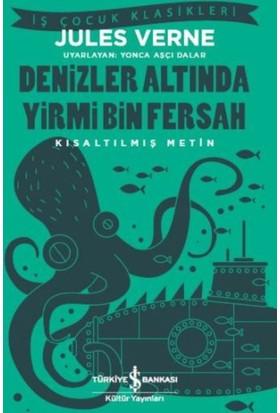 Denizler Altında Yirmi Bin Fersah - Jules Verne