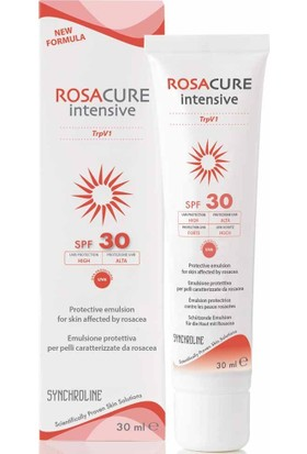 SYNCHROLINE Rosacure Intensive Cream SPF30, 30ml