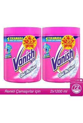 Vanish Kosla Oxi Pembe Leke Çıkarıcı 2'li Set 1200 g x 2