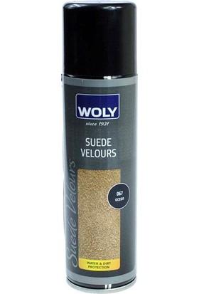 Woly 250 Ml Suet & Nubuk Lacivert Ayakkabı Boyası Bakım Ürünü