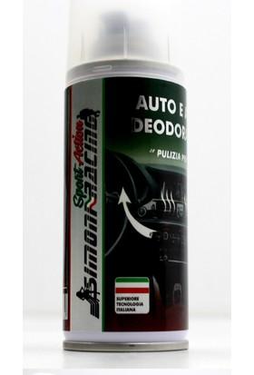 Simoni Racing Araç Kliması Koku Giderici Temizleme Bombası 100362