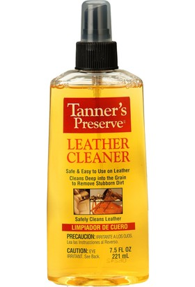Tanner's Araç ve Dışı Her Türlü Deri Temizleme ve Yumuşatma Kremi 424682