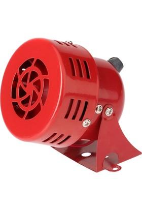 ModaCar Küçük Motorlu Dönerli Demir Siren 102210