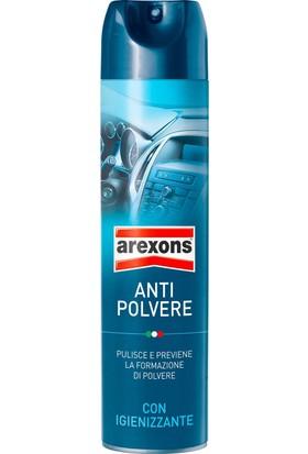 Arexons Torpido ve Araç Tüm İç Alan Temizleme Spreyi 400 ml