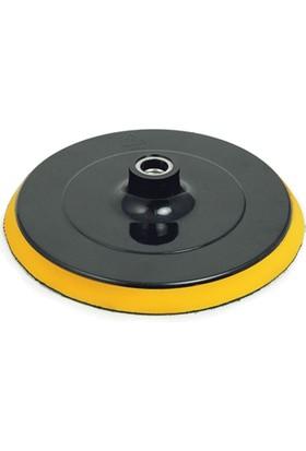 Mastercare 11.5 Cm Çap Cırtlı Pasta Cila Sünger Taban Aplikatörü 422392