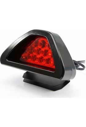 ModaCar F1 Model Kırmızı 12 Ledli Stop Lambası 50a005