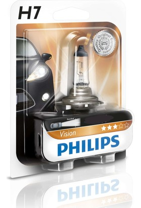 Philips H7 Tip Far Ampülü 85b12972