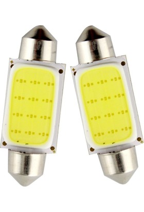ModaCar 36 Beyaz C.O.B Ledli Sofit Ampül 85a02461