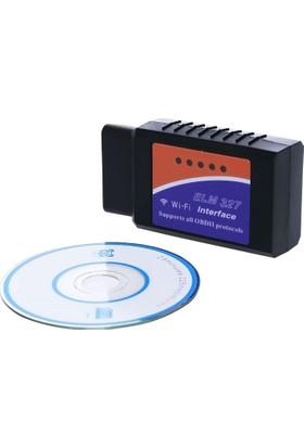 ELM327 OBD2 WiFi Araç Arıza Tespit Cihazı OBD 2