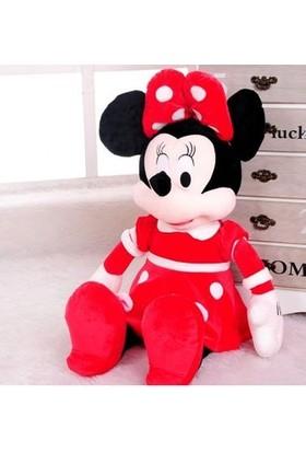 Minnie Mouse 40 Cm Kırmızı Disney Peluş Oyuncak