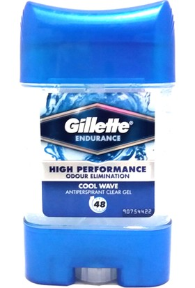 Gillette Antiperspirant Clear Jel Koltuk Altı 70 ml Cool Wave