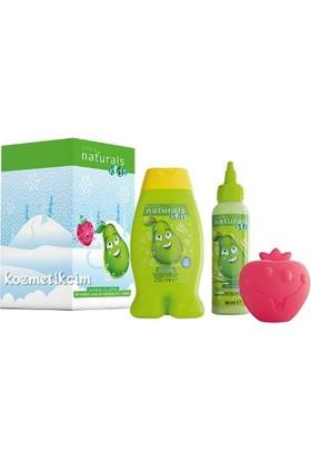 Avon Naturals Kids Çocuklar İçin Neşeli Banyo Seti