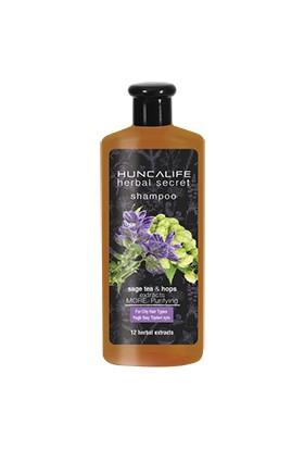 Huncalife Yağlı Saçlar İçin Arındırıcı Ve Besleyici Şampuan 700 Ml