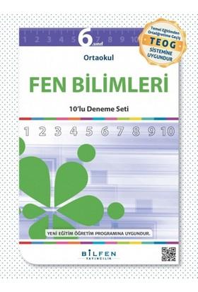 Bilfen Yayınları 6. Sınıf Fen Bilgisi 10'Lu Deneme Seti