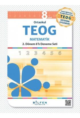 Bilfen Yayınları Teog 6'Lı 8.Sınıf Matematik Paket Deneme Seti
