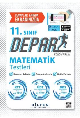 Bilfen Yayınları 11. Sınıf Matematik Depar Kurs Paketi