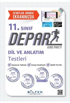 Bilfen Yayınları 11. Sınıf Dil Ve Anlatım Depar Kurs Paketi