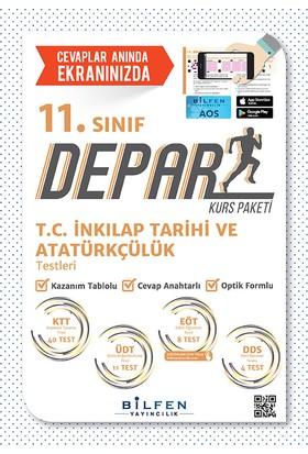 Bilfen Yayınları 11. Sınıf T.C. İnkılap Tarihi Ve Atatürkçülük Depar Kurs Paketi