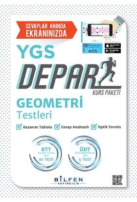 Bilfen Yayınları Ygs Geometri Depar Kurs Paketi Tek Öğrencilik